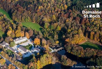 Domaine Saint-Roch - Gîte rural - Couvin - 11 personnes