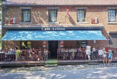 Café Leblon - Balade - bateau sans permis - Sambre