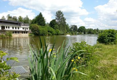 Lac - Cherapont - nature - pêche - promenade
