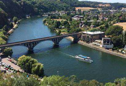 Bateau - Val Mosan - croisières - découvertes - Huy