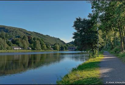 Vielsam - Lac des Doyards - Village de vacances Les Doyards