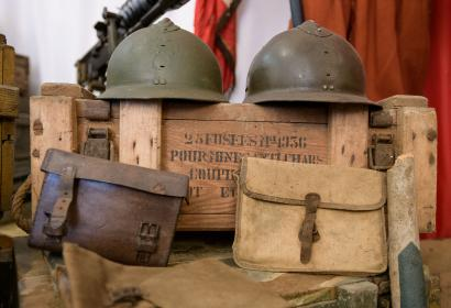 Cortil-Noirmont - Musee 1ere armée francaise
