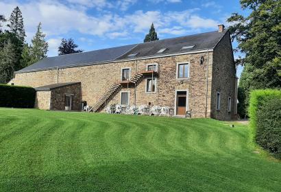 Gîte rural - Ferme - Château de Grupont - Tellin
