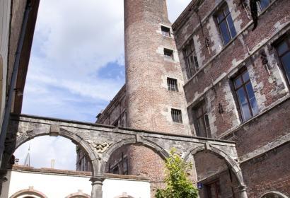 Tournai, cité royale. Itinéraires mérovingiens | Musée d'archéologie