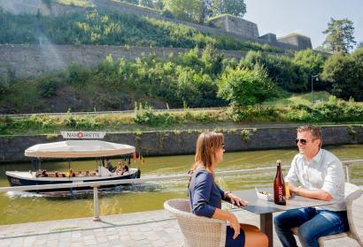 Namur - Quai Des Joghiers - Terrasse - L1passe temps