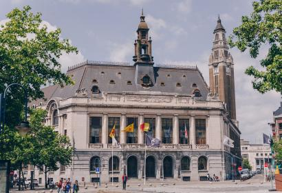 Hôtel de Ville de Charleroi