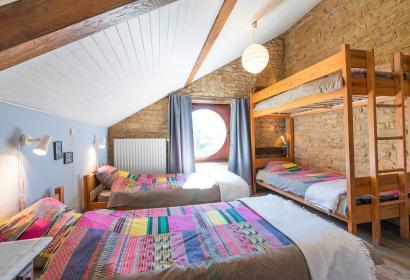 Gîte rural - La Petite Maison - Etalle - 3 épis - chambre