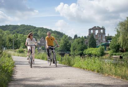 Abbaye - Daulne - Vélo