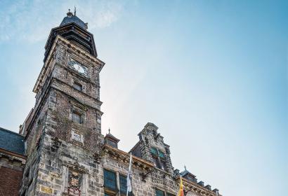 Binche - Beffroi - Unesco - Grand place - Hôtel de Ville