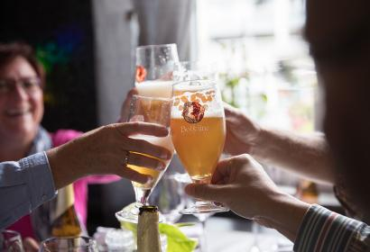 Spa - Restaurant - Reine-Bobeline - Bière - Spa