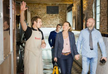 La Ferme de Mont-Saint-Jean - Brasserie de Waterloo