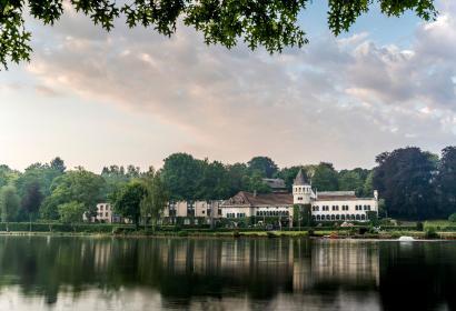 Martin's - Hôtel - Château - Lac