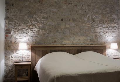 Gîte Rural - Le Moulin de l'Abbaye - Le Rez - Gesves - chambre