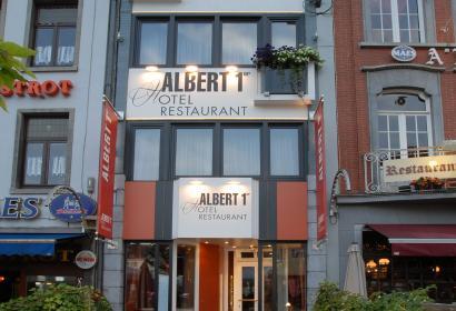 Hôtel - Albert Ier - Malmedy