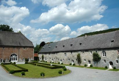 Abbaye de Moulins - Anhée