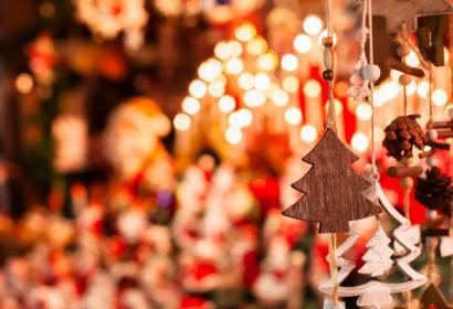 Weihnachtszauber in der Abtei von Stavelot