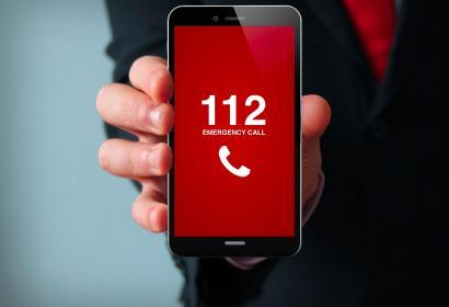 Numéro - appel - urgence - 112 - SAMU - Pompiers