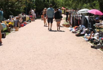 marché - puces - Saint-Gilles