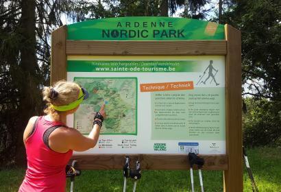 Ardenne Nordic Park - Sainte-Ode