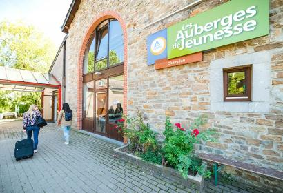 Auberges - Jeunesse - Liège