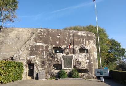 Bâtiment 1 du Fort de Battice