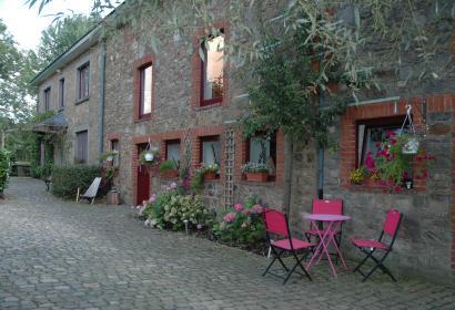 Maison d'hôtes - Ferme Banoyard - Theux