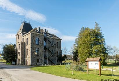 Gîte d'Étape - KALEO - Bastogne - Domaie de Renval - Hébergement - séjours - activités
