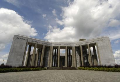 Weekend Nuts : commémorations au Bastogne War Museum