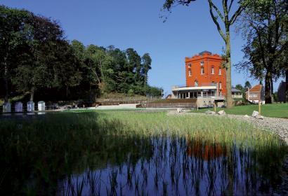 Le Belvédère - centre récréatif - aquatique - Dour