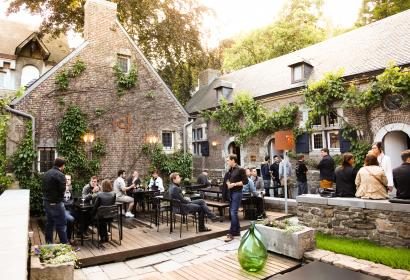 Brasserie C - gourmet Wallonia - terroir - Liège