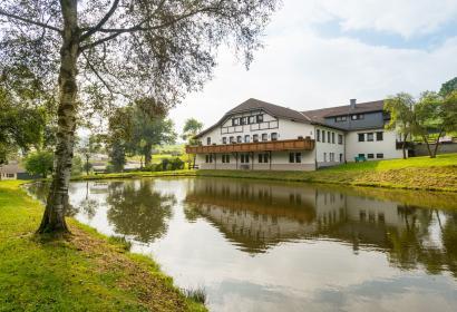Hotel - Burg Hof - Neugarten
