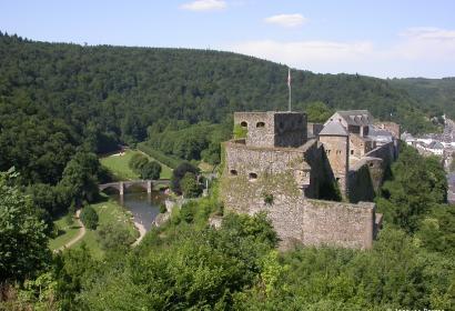 Burg von Bouillon