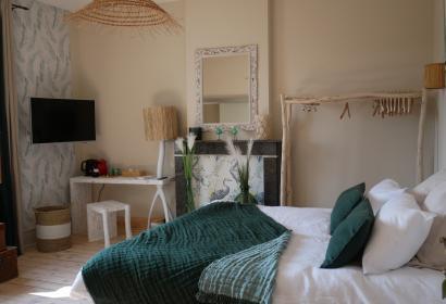 Chambre d'hôtes - Le Jardin des Secrets - Namur