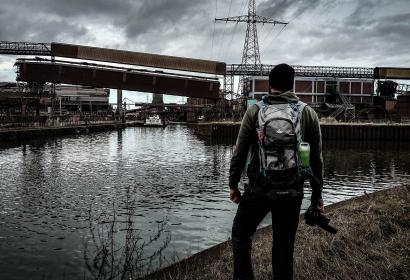 Charleroi Adventure - Safari urbain