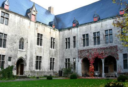 Chateau Ecaussines - Canaux et Châteaux