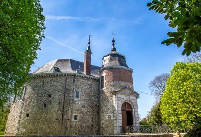 Chateau de Waroux - Commune d'Ans