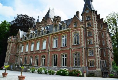 Chateau - Louvignies - soignies