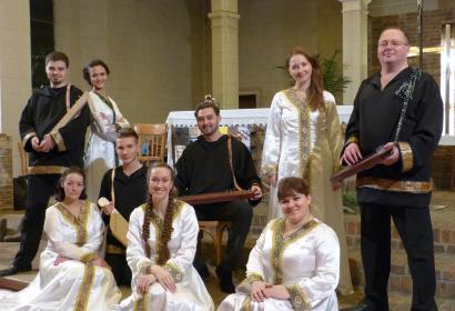 Musique dans la Vallée, découvrez le Choeur de Saint-Petersbourg