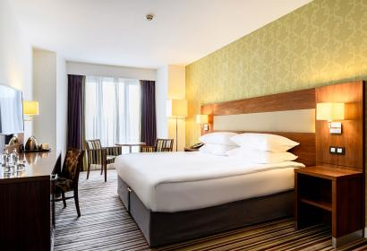 Hôtel - Mercure - Liège City Center - Classic Double Room