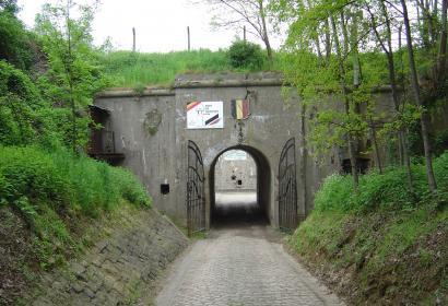 Fort - Barchon - Liège - Général Brialmont - Meuse