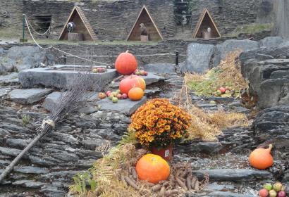 Halloween spécial enfants au Château de La Roche-en-Ardenne