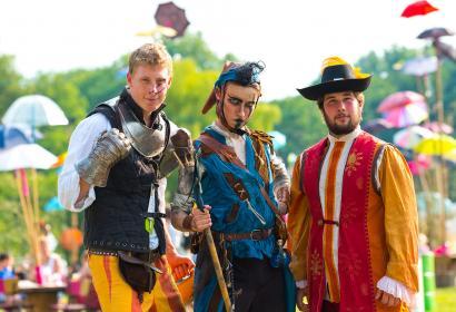 Festival - Comédiens