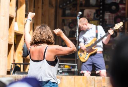 Danse - Guitare - festival
