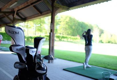 Golf - clubs - Adresse – green