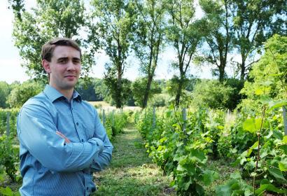clos lojerau - vin - belge - folie du jour