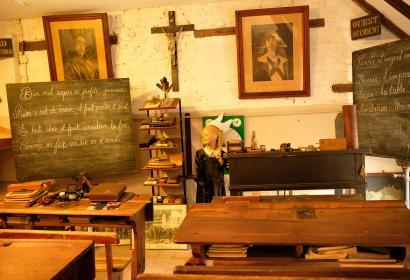 Musée - vie rurale - Huissignies - Chièvres