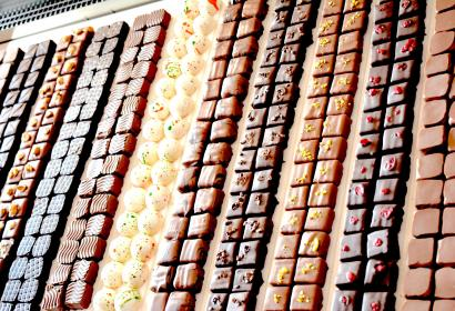 Chocolaterie - Didier Smeets - jeune chocolatier - Pays de Herve - innovations - concepts