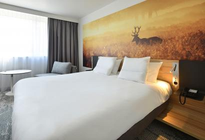 Hôtel - Wavre - Brussels - East - chambre - lit