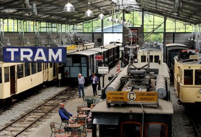 Tramway - Historique - Vicinal - musée - tram - vapeur - électrique - diesel