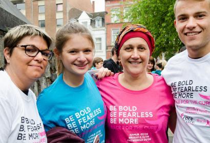 Race for the Cure - Evénement sportif contre le cancer du sein